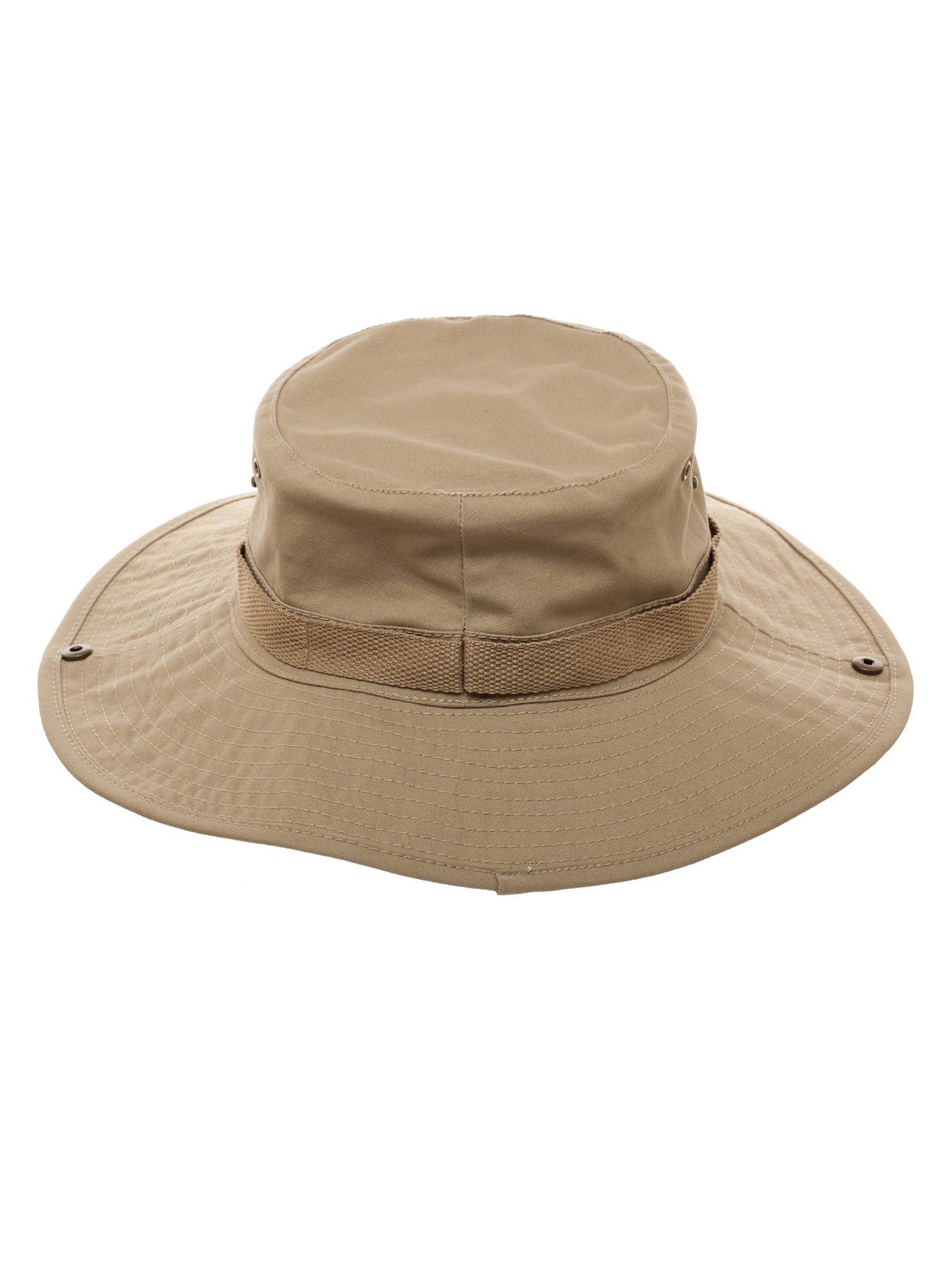 601c14de2e3 Swiss Tech - Swiss Tech Men s Khaki Canvas Outback Boonie Hat - Walmart.com