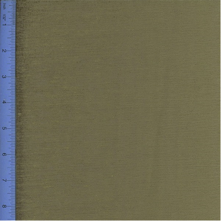 Chenille Empress Olive Green Home Decorating Fabric, Fabric Sold By the Yard