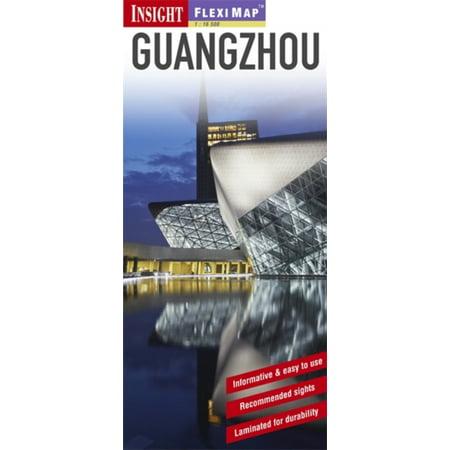 Insight Flexi Map: Guangzhou (Insight Flexi Maps) (Map)](Guangzhou Halloween)