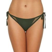 Pour Moi Glamazon Side Tie Bikini Bottom