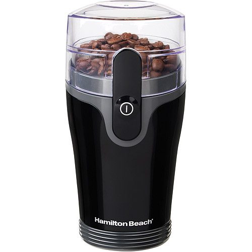 Hamilton Beach Fresh Grind Coffee Grinder Model 80335 Walmart Com