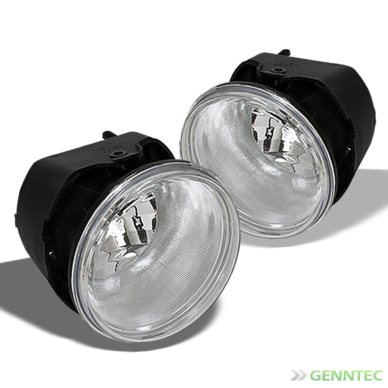 Dakota Durango Grand Cherokee 300 Fog Lights Lamp+Bulbs+Switch+Relay+Wiring Pair Left+Right