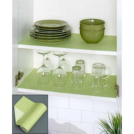 Fridge Shelf Liners Custom Washable Shelf Or Fridge Liners Green 60Ft Shelf Liner Roll