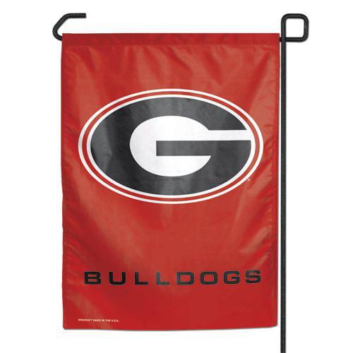 """Georgia Bulldogs 11""""x15"""" Garden Flag"""