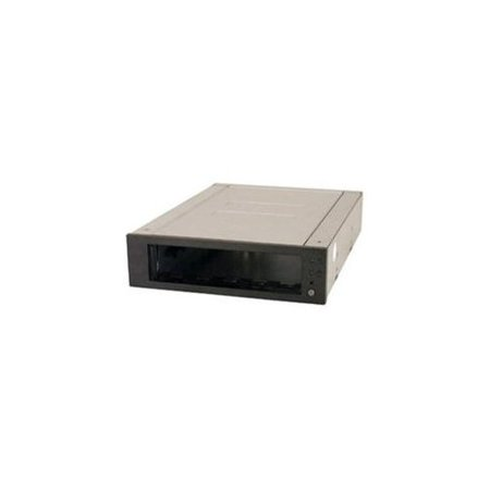 Cru Data Express Dx115 Dc Hard Drive Carrier   Storage Enclosure   Sas  Usb 2 0  Serial Ata 300   Internal   Black