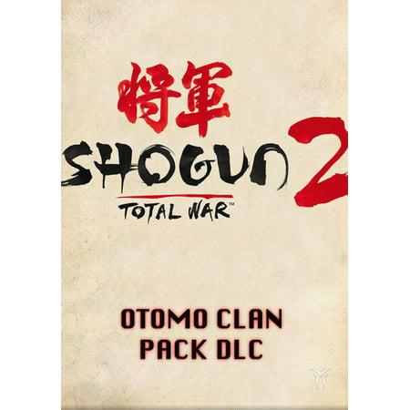 Total War : Shogun 2 - Otomo Clan Pack DLC, Sega, PC, [Digital Download], (Shogun 2 Best Clan)