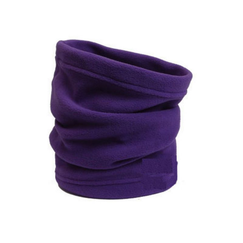 Cold Weather Neck Warmer Gaiter Cover Balaclava Thermal Motorcycle Scarf Winter