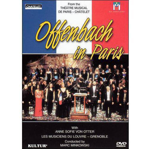 Offenbach In Paris Gala (French) (Widescreen)