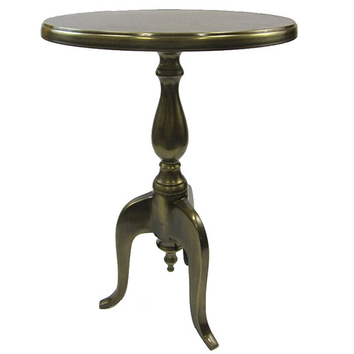 EC World Imports End Table by EC World Imports