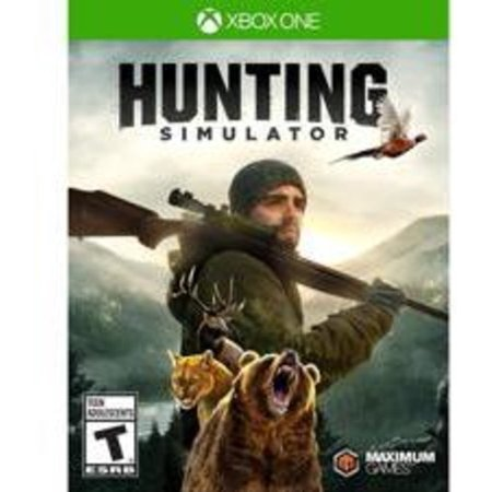MAXIMUM GAMES Hunting Simulator for Xbox One