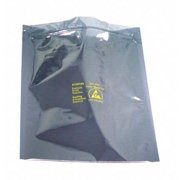 SCS Shielding Bag,Recloseable,Zipper,PK100 300610