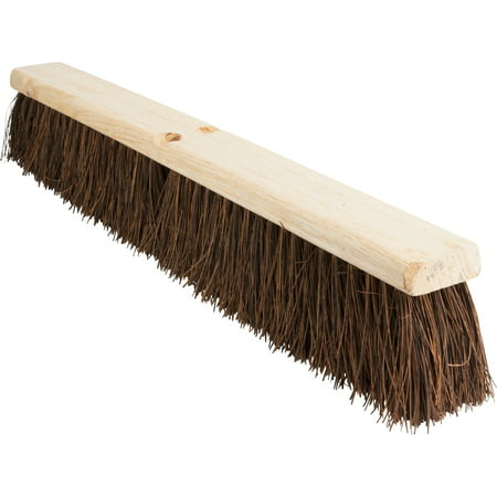 "Genuine Joe, GJO99652, 24"" Push Broomhead, 1 Each, Brown"