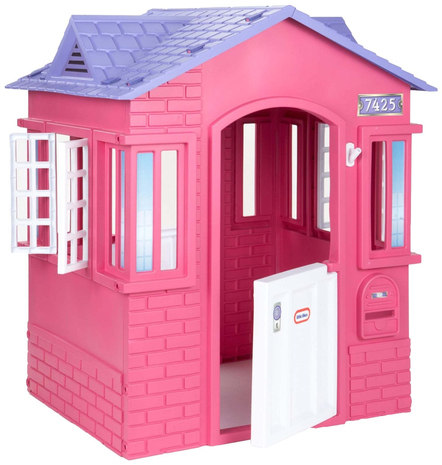 MGA Entertainment Little Tikes Princess Cape Cottage Play...