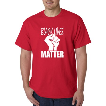 505 - Unisex T-Shirt Black Lives Matter Fist Of