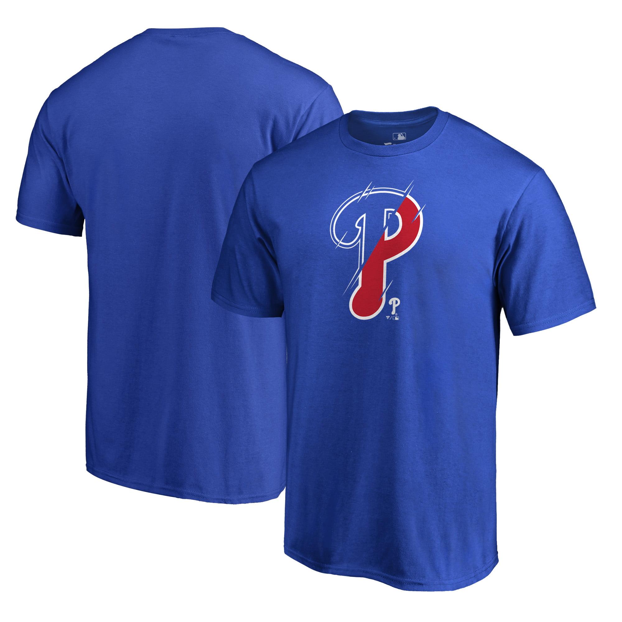 Philadelphia Phillies Fanatics Branded X-Ray T-Shirt - Royal