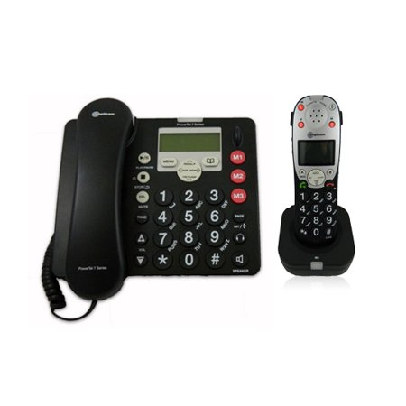 PT-760-2 Amplified DECT Corded Phone with Answering ...