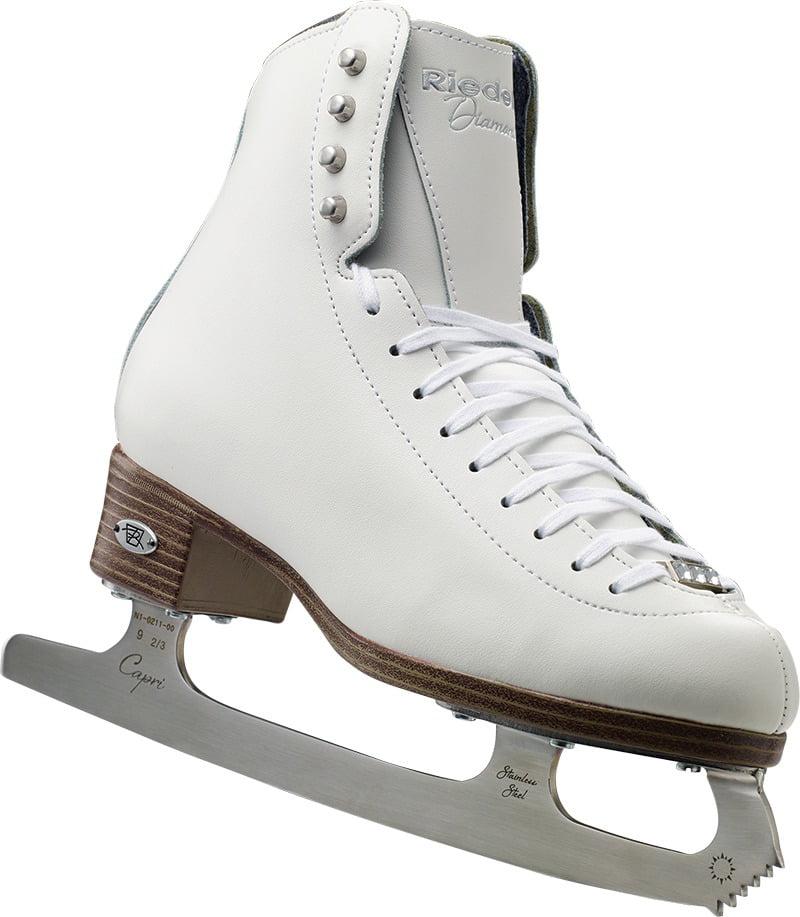 Riedell 33 Diamond Junior Girls Figure Skates by