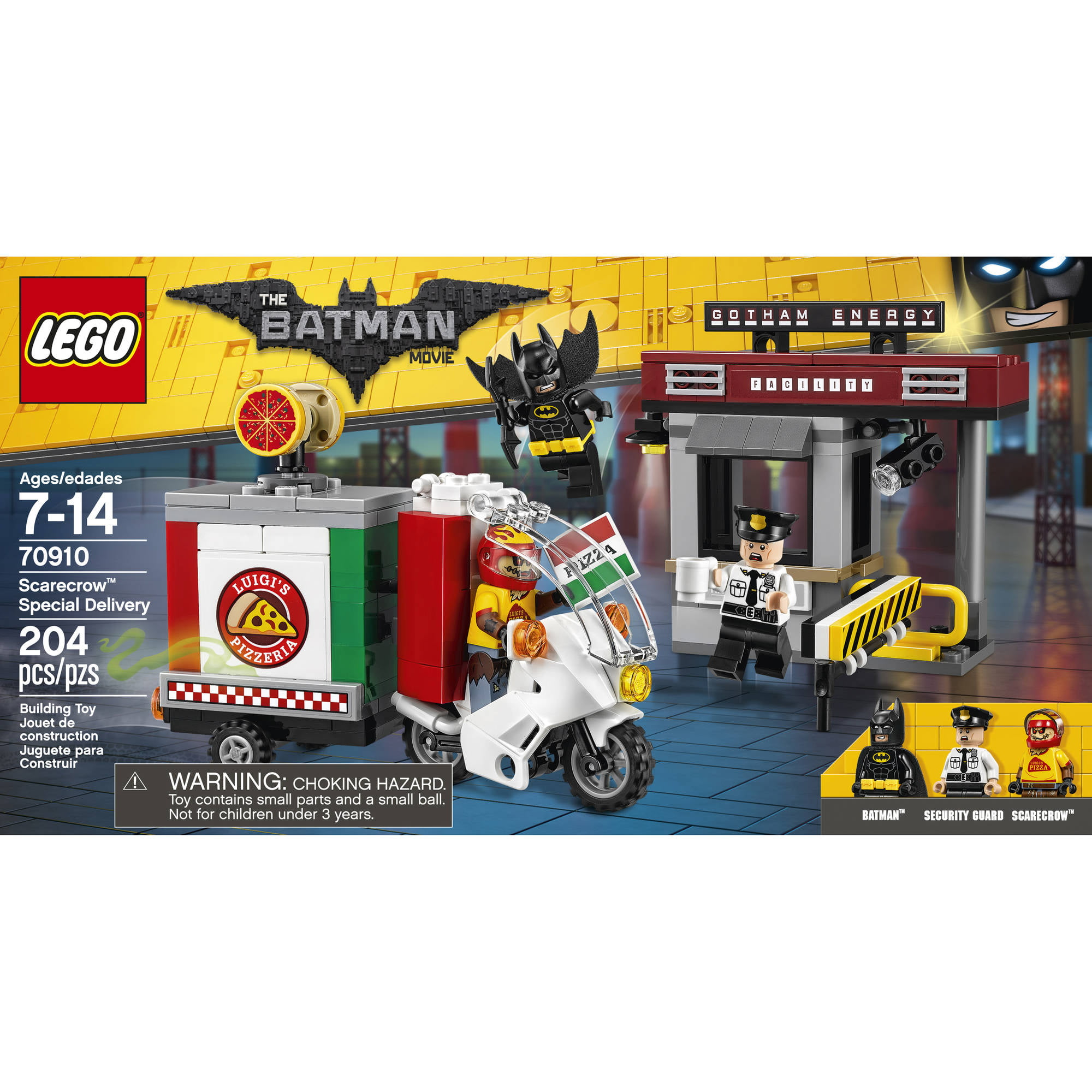 Scarecrow Special Lego Batman Movie The Delivery70910 QBrxeodCW