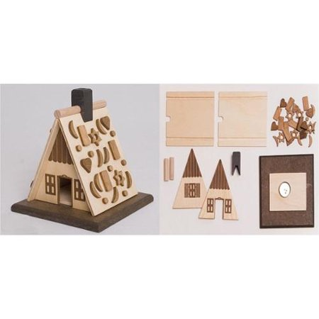 Do it yourself kit gingerbread house wooden german incense smoker do it yourself kit gingerbread house wooden german incense smoker solutioingenieria Choice Image