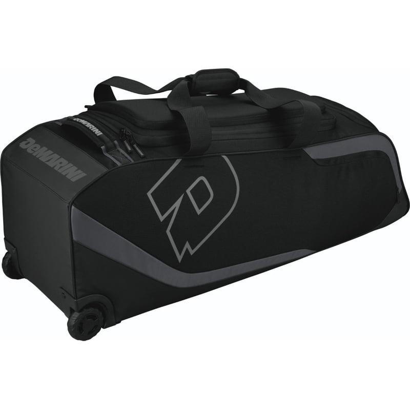 DeMarini ID2P Wheeled Bag, Black