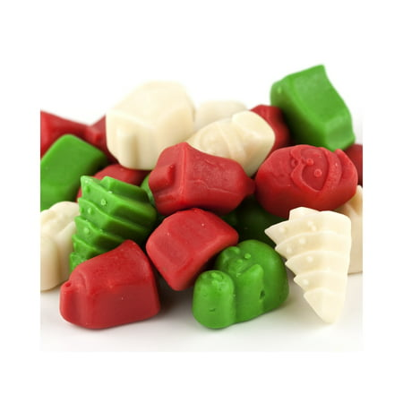 Christmas Mellocremes Christmas Shapes Candy 1 pound