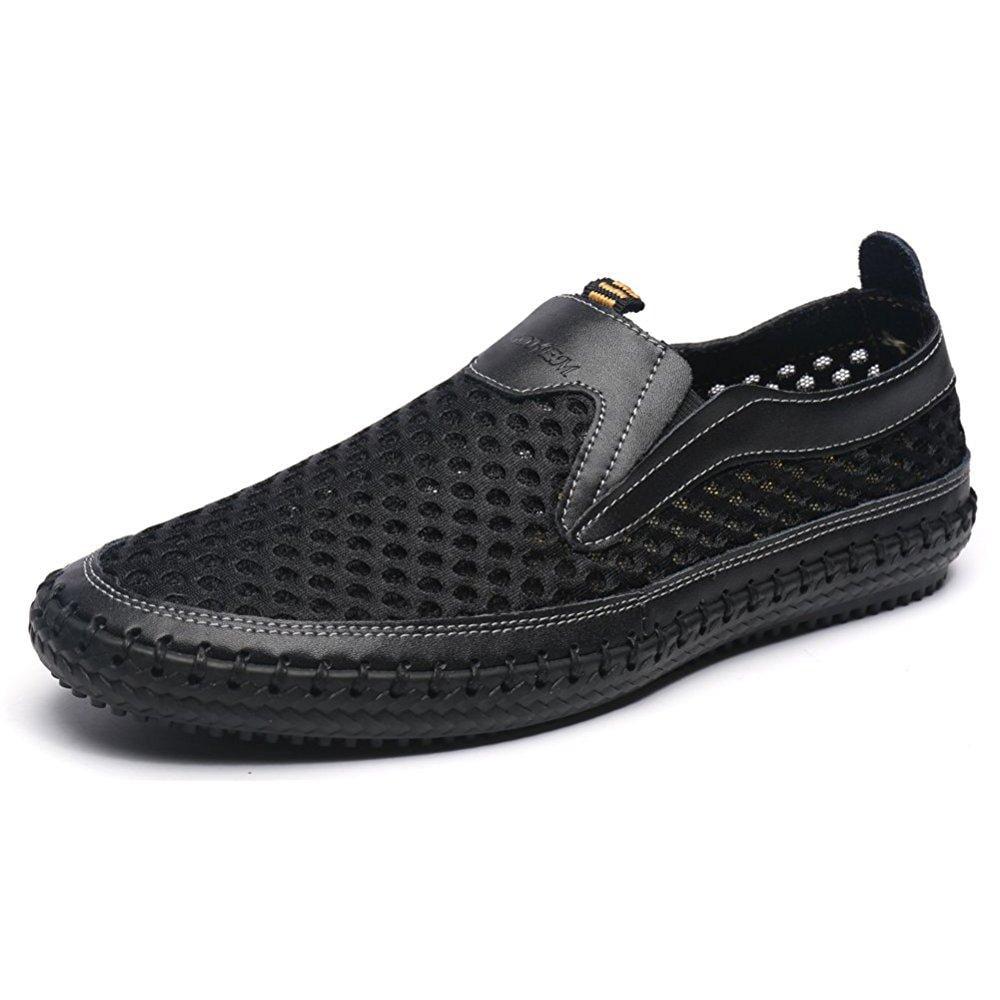 86260869cd mohem - mohem men s poseidon slip-on water shoes(3177black46 ...