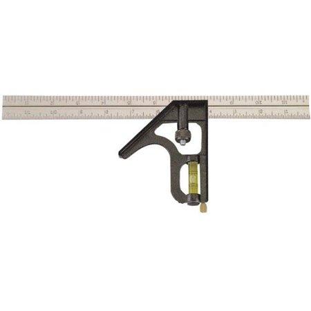 16 in. Heavy Duty Professional Inch & Metric Metal Combination Square - image 1 de 1