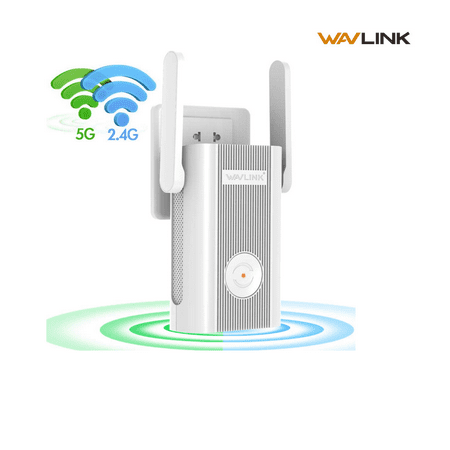 WAVLINK  wifi wireless extender booster 2.4+5Ghz Dual Band wifi router WiFi Range
