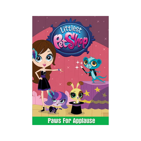 Littlest Pet Shop: Paws for Applause (DVD)