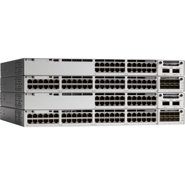 Cisco Catalyst 9300 48-Port Data Only Switch, Network Essentials by Cisco