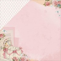 """Peek-a-boo Double-sided Cardstock 12""""x12""""-new Arrival - Case Pack Of 10"""