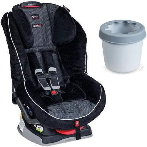 Britax - Boulevard G4 1 Convertible Car Seat with Cup Holder - Onyx