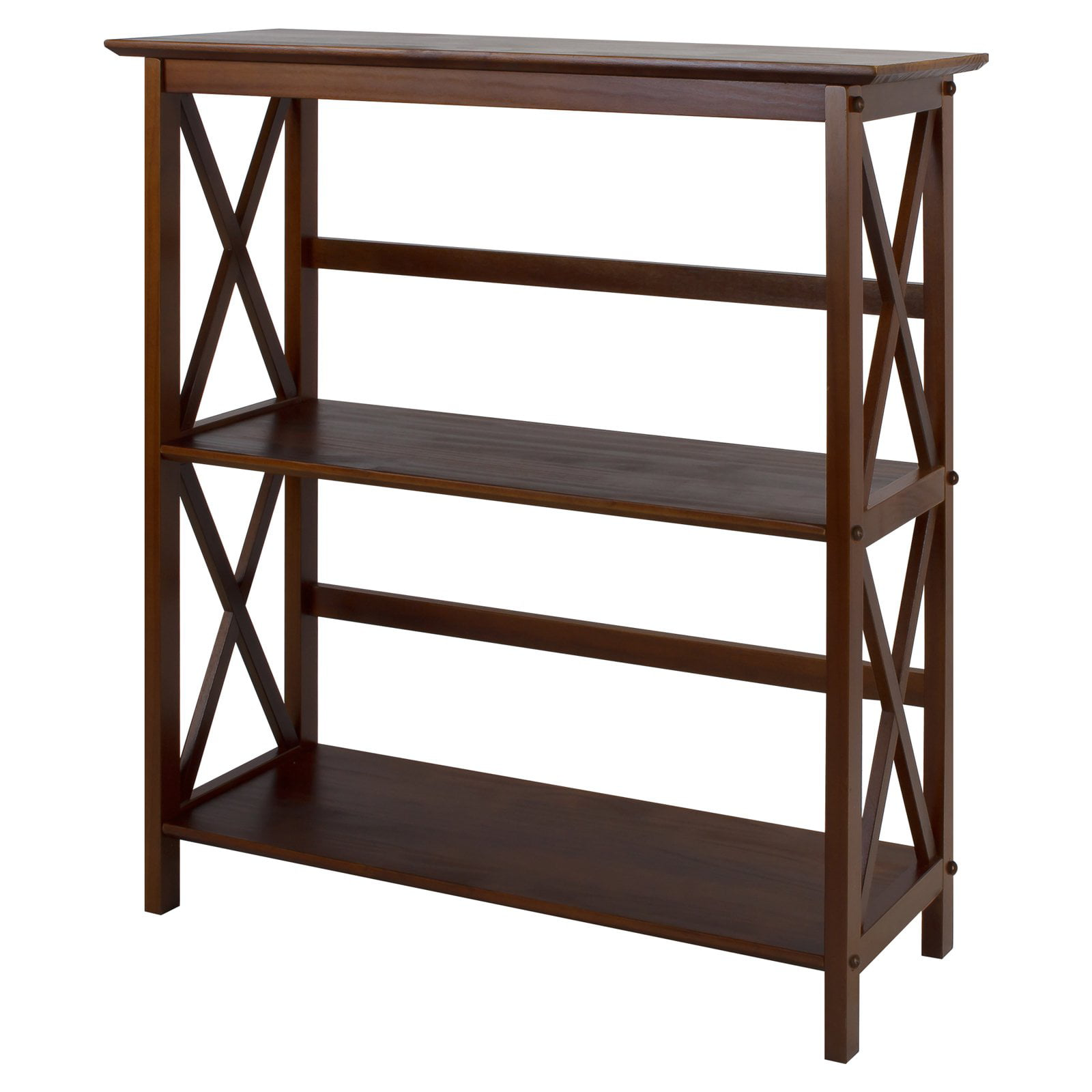 tier bookshelf storage itm shelves bookcases unit new level stand display img bookcase rack