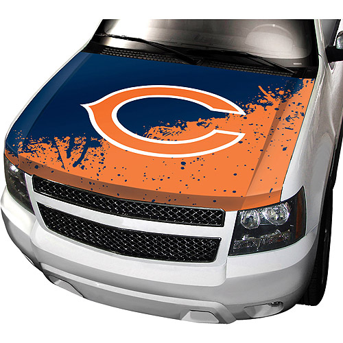 Chicago Bears NFL Auto Hood Cover