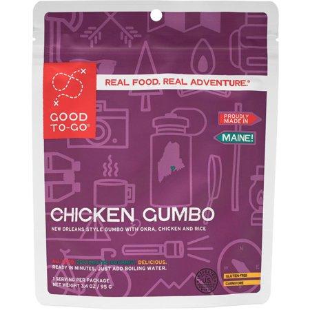 Good To-Go 1 Serve Chicken Gumbo - Cs Go Halloween Chicken
