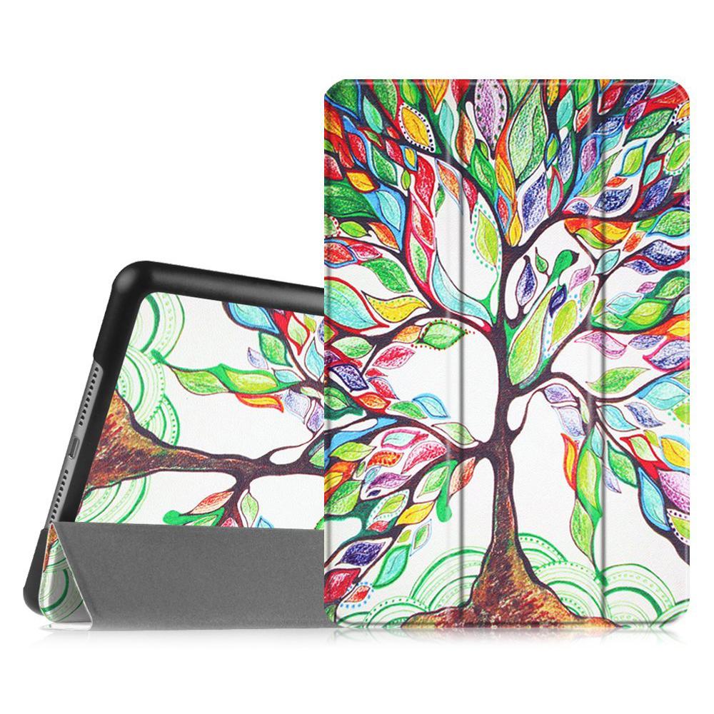 iPad mini 3 / iPad mini 2 / iPad mini Case - Fintie SlimShell Cover with Auto Sleep/Wake, Love Tree