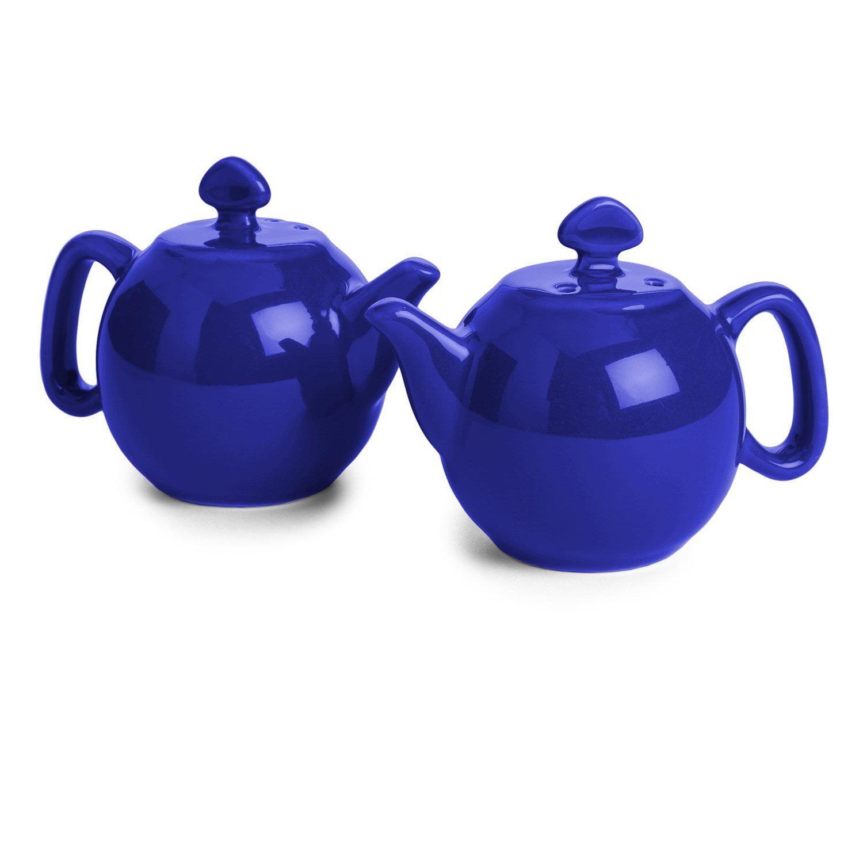 Purple Bell Pepper shaped teapot Dollhouse Miniatures Teapot