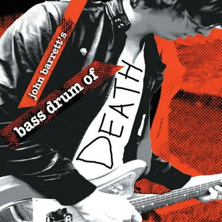 John Barrett - Bass Drum of Death - Vinyl (7-Inch) Vinyl Drum Bass