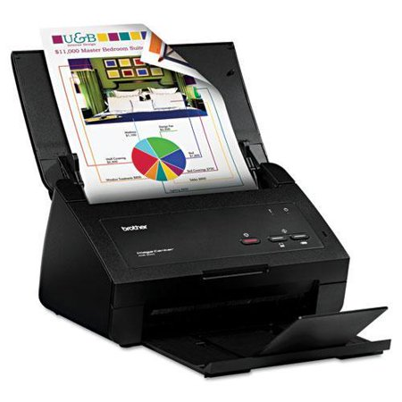 Brother Pc8788b Brother Imagecenter Ads 2000 High Speed Document Scanner