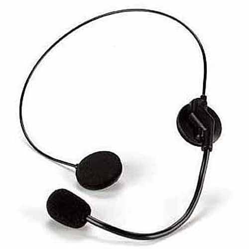 Microphone Headset Halloween Accessory