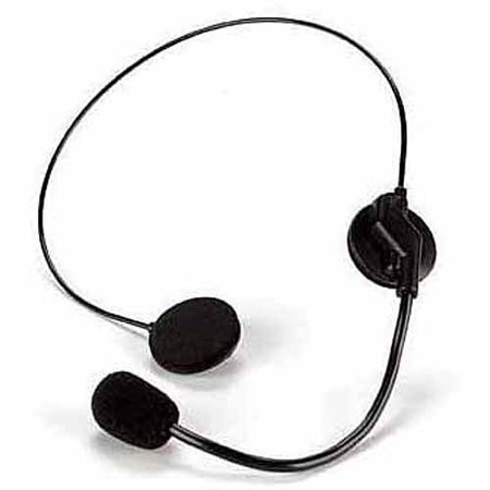Microphone Headset Halloween Costume Accessory