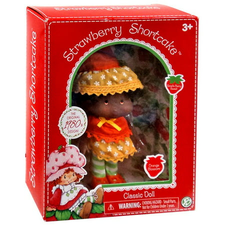 Strawberry Shortcake Orange Blossom Classic Doll
