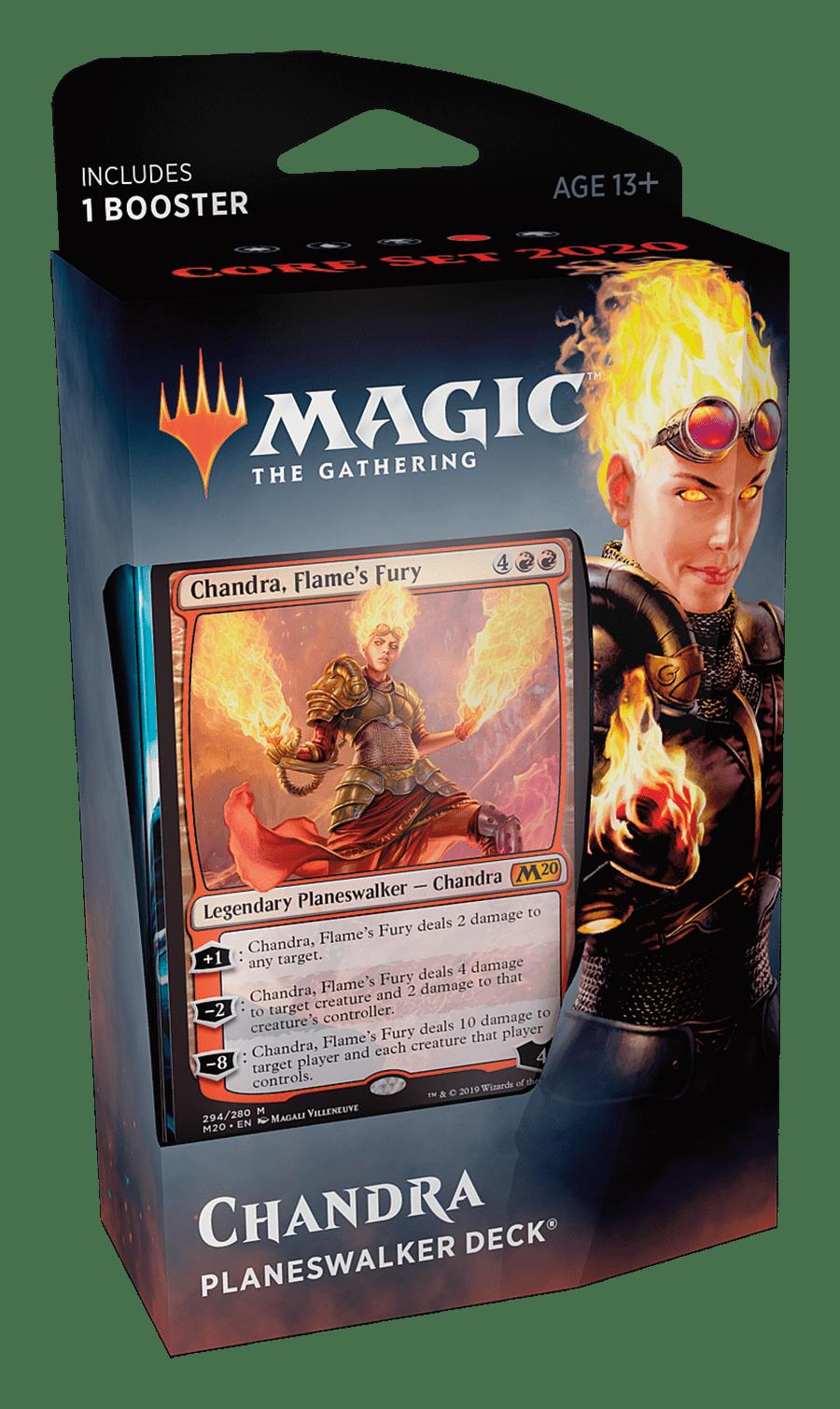 Magic: The Gathering Core Set 2020 Planeswalker Deck- Sorin (Black Deck)