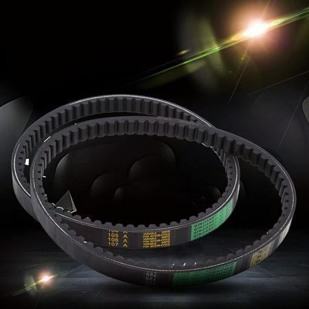 Clutch Drive Gear - 2 x Drive Belt Clutch Belt For Hammerhead 80T and TrailMaster Mid XRX Go-Karts 9.100.018-725