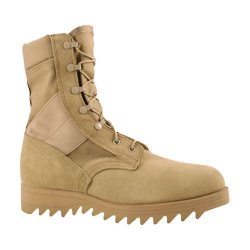 McRae Boots Men's McRae Footwear Hot Weather Desert Boot ...