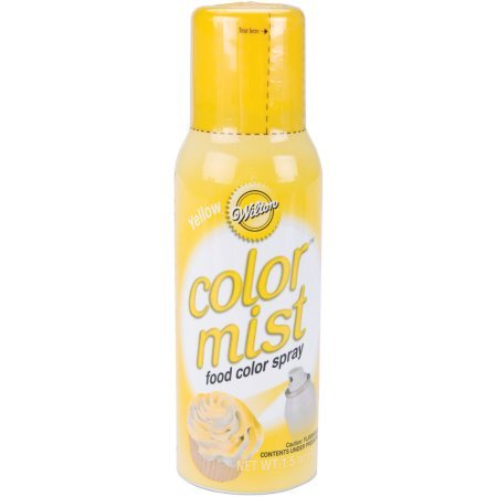 Wilton Color Mist Food Color Spray, Yellow - Walmart.com
