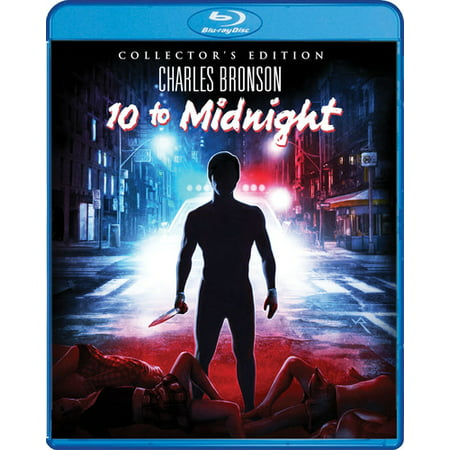 10 to Midnight (Collector's Edition) (Blu-ray)