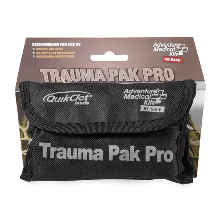 Adventure Medical Kits 2064-0293 Trauma Pak Pro With - Adventure Medical Easy Care