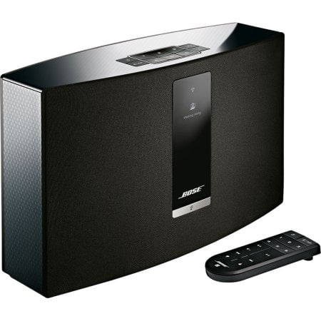 Bose SoundTouch 20 Wireless Speaker & Bose SoundTouch 10 Wireless