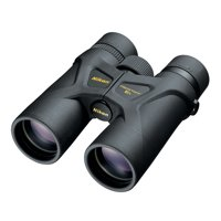 Nikon ProStaff 3S 10 x 42mm Multi Layer Lightweight Waterproof Binoculars, Black
